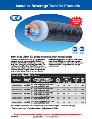 Bev Seal Ultra Series 973